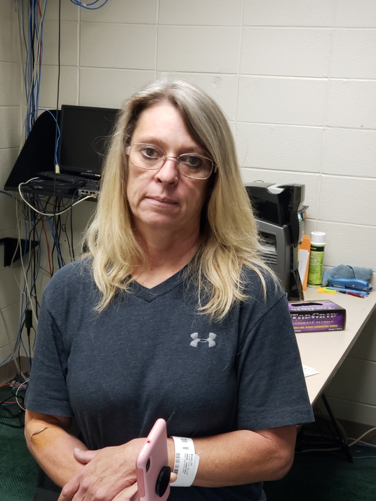 Jill L. Brown, 46 arrested 10-26-2019