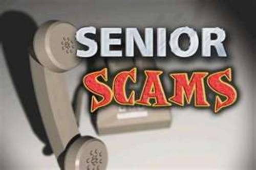 Senior Scam Photo