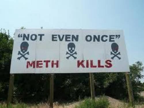 Meth Kills Picture